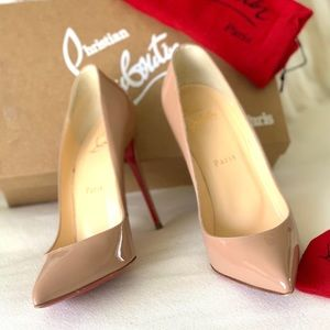 LOUBOUTIN Nude Pigalle Follies
